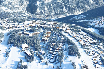 Ski rental Courchevel 1850