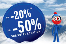 Ski Hire Courchevel 1850