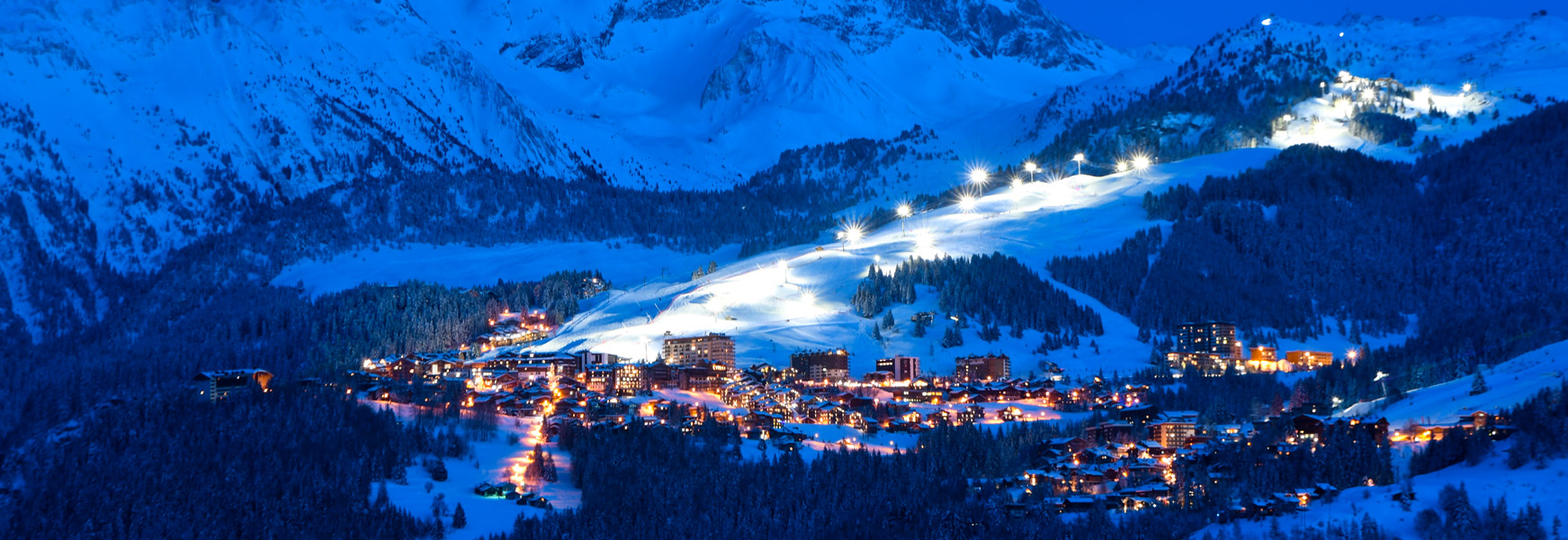 Location Ski Intersport Courchevel 1850